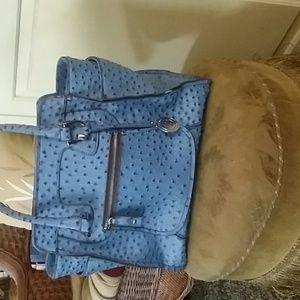 LG  London Fog ostrage leather purse